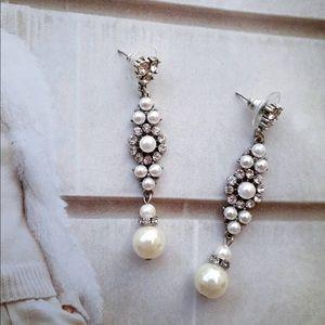 Jewelry - Pearl Drop Earrings